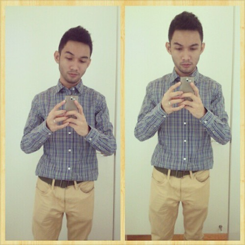 May XS pala sa GAP! Yey! #fashion #me