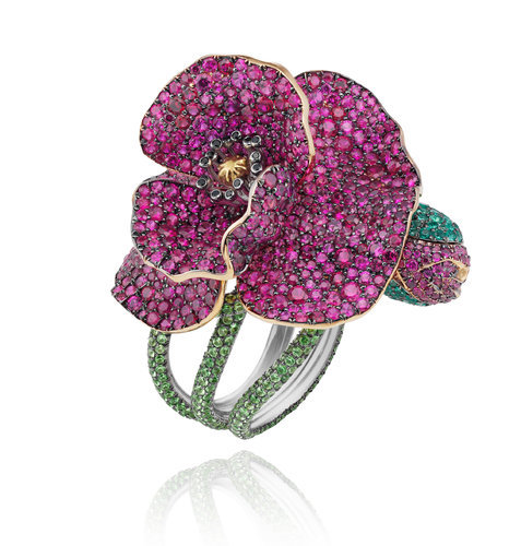 Chopard Cannes collection ring