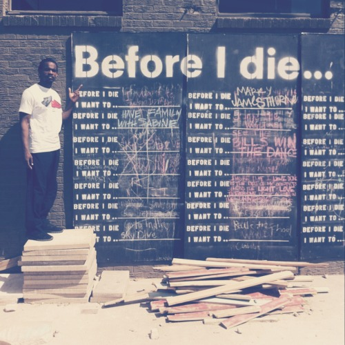 Before I die…#katytrail – View on Path.