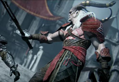 Let's Play Dragon Age 2 - (14) Arishok - YouTube