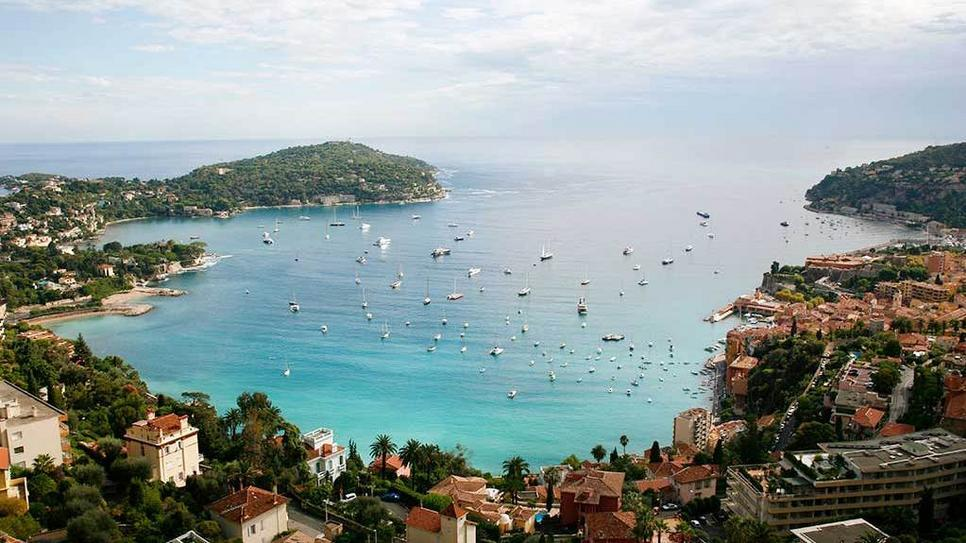Escape to Villefranche sur Mer in Provence, France (via Villefranche sur Mer : Daily Escape : Travel Channel)