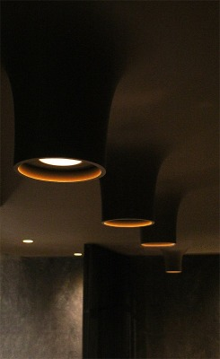 studioentropia:  Cave lights from Flos.