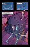 4 page preview of invader zim issue 1 so people @jhonenv