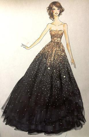 lovely gown on We Heart It. http://weheartit.com/entry/62228600/via/daraapretty