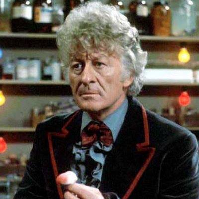 wibbly-wobblytimeywimey-stuff:  On this day in 1996 Jon Pertwee passed away. Take a moment to remember the 3rd Doctor  *flings heart at OP* GO ON TAKE IT I DIDN'T NEED IT ANYWAY