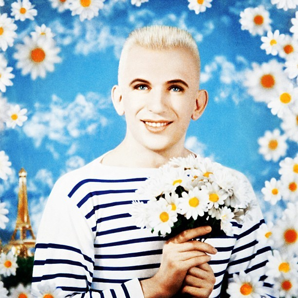 Happy Birthday #JeanPaulGaultier #visionnaire #frenchstyle