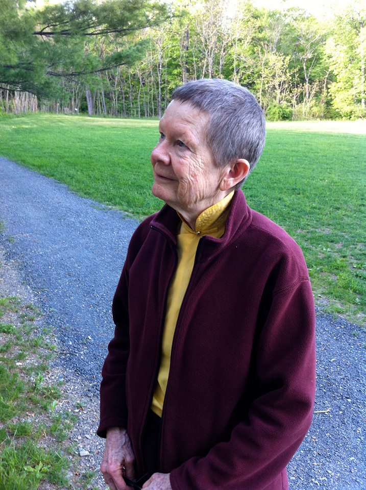 Pema Chodron. May 2013.