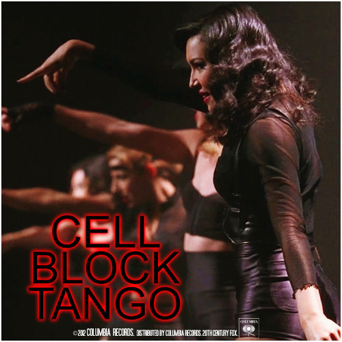 3x18 Choke | Cell Block Tango Requested Alternative Cover