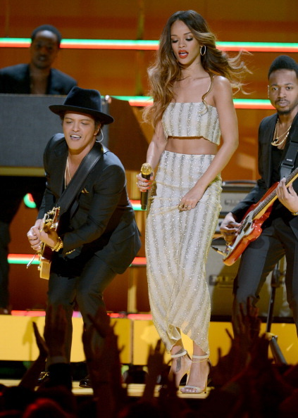 bruno-news:  The 55th Annual GRAMMY Awards  Perfect !