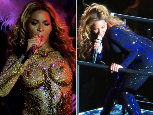 There Will Be Nipples! Here are 10 things we learned about Beyonce's new world tour.