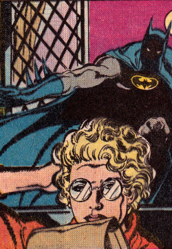 "jthenr-comics-vault:  Batman #431 (March 1989) ""The Wall""Art by Jim Aparo & Mike DeCarloWords by James Owsley"