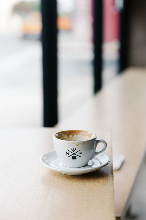clubmonaco:  Handsome Coffee Roasters, Downtown LA