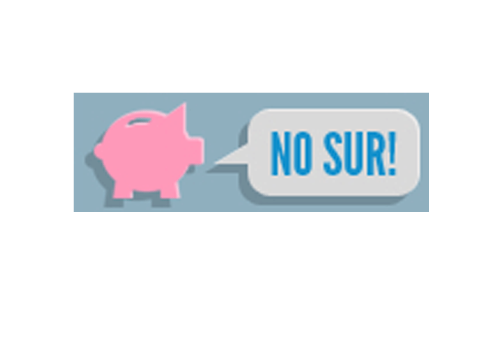 No Sur!OpenPlans No one likes paying ATM surcharges, so why do we do it? Because no one person has the time or inclination to track the every surcharge in every place, and the banks certainly aren't going to help. But what if we teamed up and shared this information with our neighbors? That's what No Sur!is all about. Explore the map to find ATMs near you so you always get the best deal without wasting time. Already been cheated by an ATM? Use No Sur! to add that ATM and surcharge to the map to help others out. http://nosur.shareabouts.org/page/about