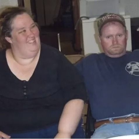 Mama June and Sugar Bear were married over the weekend. Congratulations to the couple! And, click the pic to see the wedding photos! Spoiler: June wore a camo wedding dress….