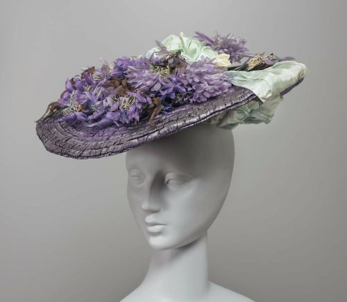Hat 1905-1910 The Museum of Fine Arts, Boston