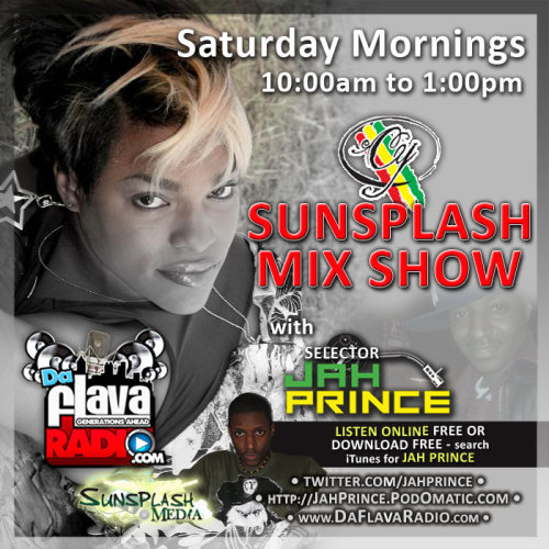 Listen to a flashback: Sunsplash Mix Show 05/08 B: http://podOmatic.com/r/7mrs0bf