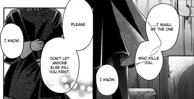 #Shinigami Alice#manga#shoujo ai#Izumiya Otoha#Otoha Izumiya#mangacap#manga caps#manga cap#mangacaps#manga girls