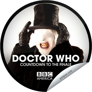 "I just unlocked the Doctor Who Countdown to the Season Finale: 3 Days sticker on GetGlue                      65 others have also unlocked the Doctor Who Countdown to the Season Finale: 3 Days sticker on GetGlue.com                  You're counting down to the must-see Doctor Who season finale, ""The Name of the Doctor,"" Presented by Supernatural Saturday and only on BBC America Saturday May 18 at 8/7c. The Doctor has a secret he will take to his grave. And it is discovered… Share this one proudly. It's from our friends at BBC America."