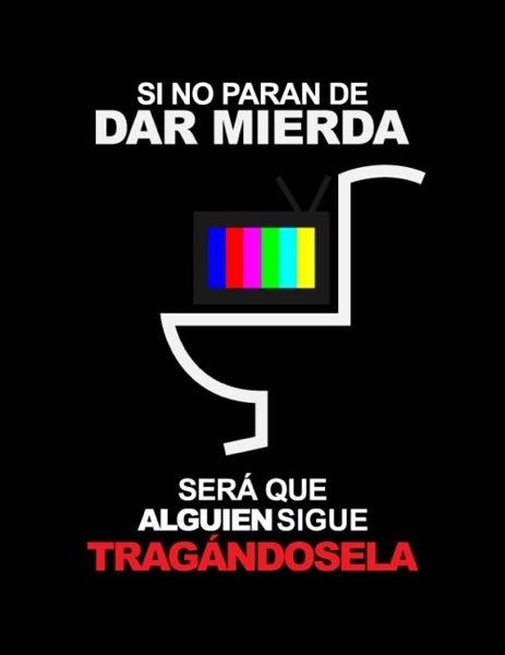 Por unos medios de calidad para nuestras naciones latinoamericanas, no mas mafia mediática!!!