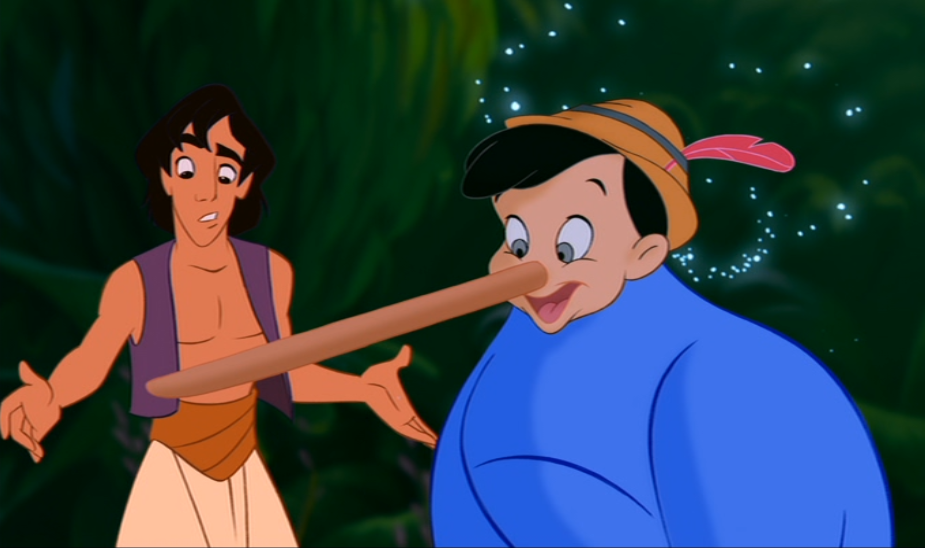 Have you ever noticed these hidden #Disney characters in other Disney movies? Check out # 3! - ad http://bit.ly/Xy6IbB