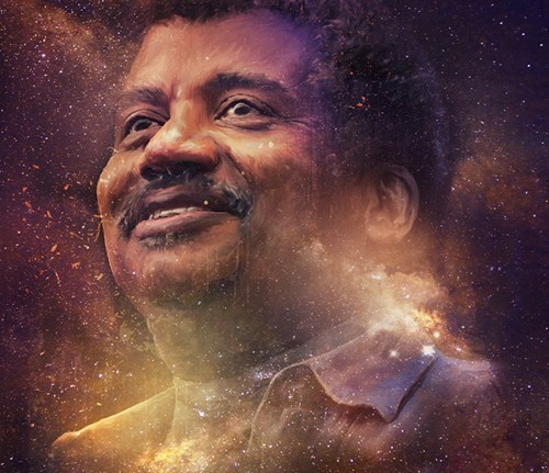 thedailywhat:  Coming Soon of the Day: Neil Degrasse Tyson Will Host the Sequel of Carl Sagan's Cosmos Though it's been quietly in the works since 2011, Fox has officially confirmed that Carl Sagan's monumental 1970 sci-ed miniseries Cosmos: A Personal Voyage will be getting an updated sequel next year, which will consist of 13 episodes produced by Family Guy's Seth MacFarlane and hosted by one of the Internet's most celebrated astrophysicists, Neil Degrasse Tyson. Fox is hoping the show will have as much as of cultural impact as Carl Sagan's original series, which still remains one of the most watched PBS series in the world to this day. (Image by Richard Davies)  Reblogged for the boyfriend.