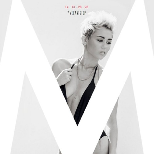 New #MileyCyrus on June 3rd! #WeCantStop