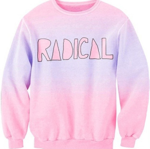 "thunder-bunny:  Radical Sweater $25 (Use the code ""THUNDERBUNNY"" for 10% off) Sooooo tempted ❤"