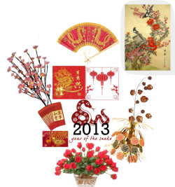 Happy Chinese New Years 2013 by h-h-linda-newell on Polyvore