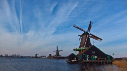 Zaanse Schans, Amsterdam submitted by: weebeelee, thanks!