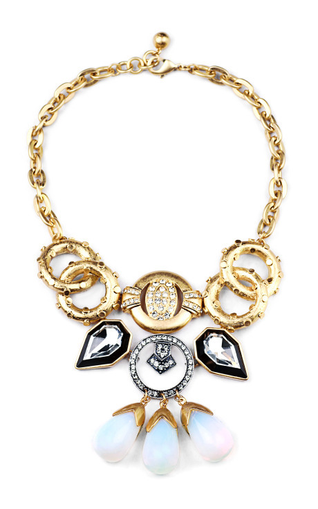 Last day to shop the Lulu Frost Supernova collection on Moda Operandi!