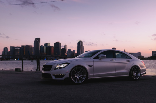williamstern:  ADV.1 Mercedes CLS 63. Miami Life