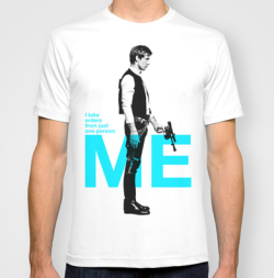Buy the Han Solo Tshirt