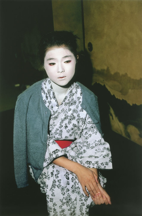 japan-photo:  Shomei Tomatsu (1930-2012)Jidai Matsuri (Festival of the Ages), 1983©Shomei Tomatsu, courtesy Galerie Priska Pasquer
