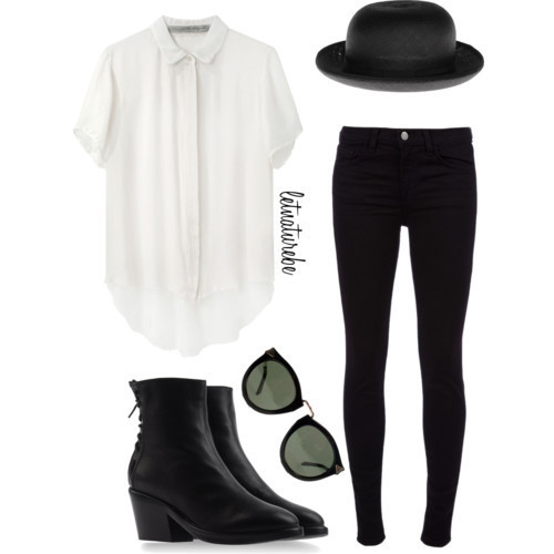 Easy Tumblr Outfits