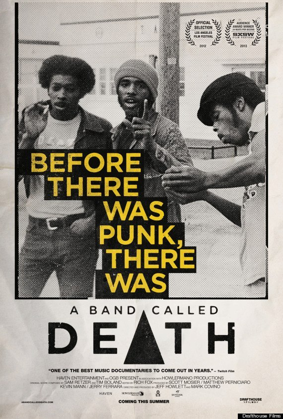 blackamazon:  so-treu:  karateboogaloo:  New documentary: A Band Called Death