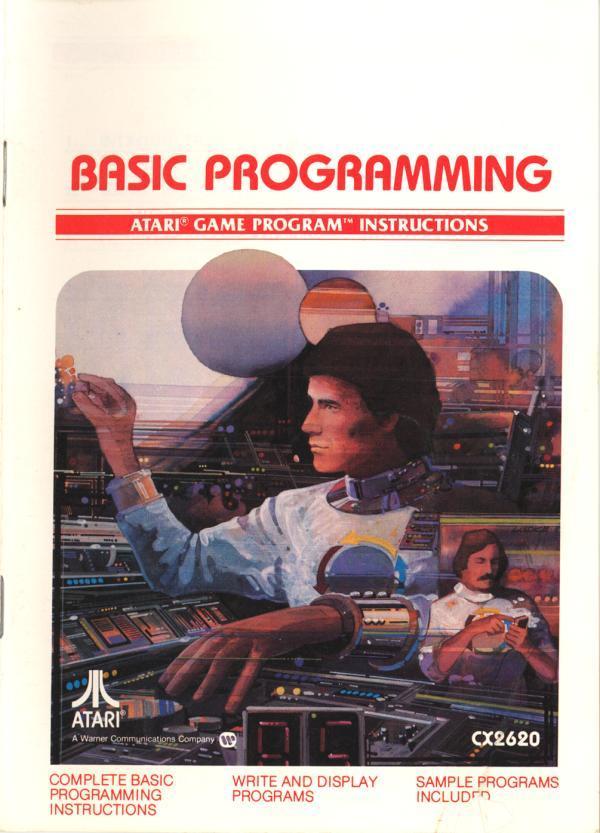 Atari 2600 Manuals - Basic Programming