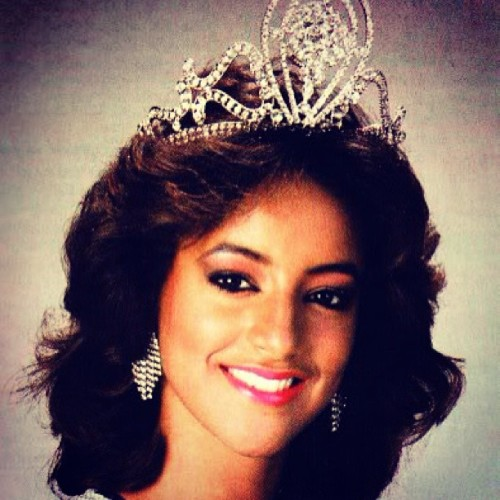 My longest lasting crush.. #sandrafoster #missjamaica #1991 #youngbeauty