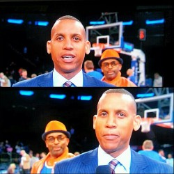 LMAO……Spike Interview-Bombed Reggie Miller… #Classic @SpikeLee