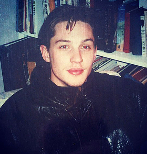 tomhardyvariations:  Baby Teenage Tommy Hardy. Never seen before online, I think. What a lovely face! Posted on Instagram:  Yeh ;D found this in my family photo album  phoebe_isabel   TYSM for sharing