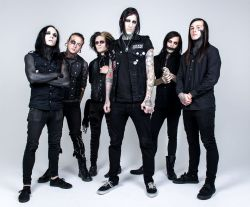 crazycatcore:  Motionless in White :3