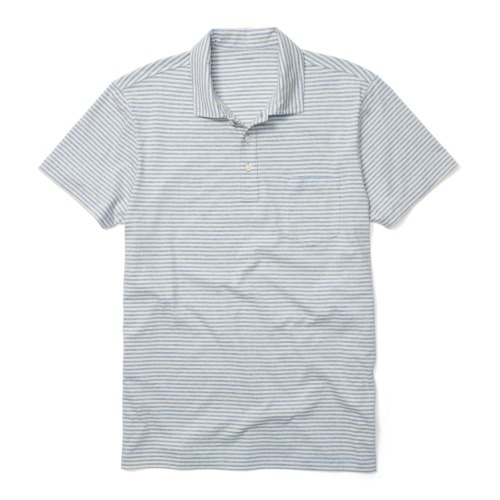 Spring Essential 04: Club Monaco Striped Polo