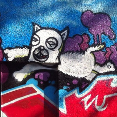 #illdog #graffiti #japan
