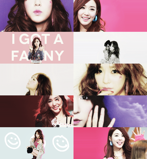 favorite era; igab (tiffany; snsd) asked by stepihwang