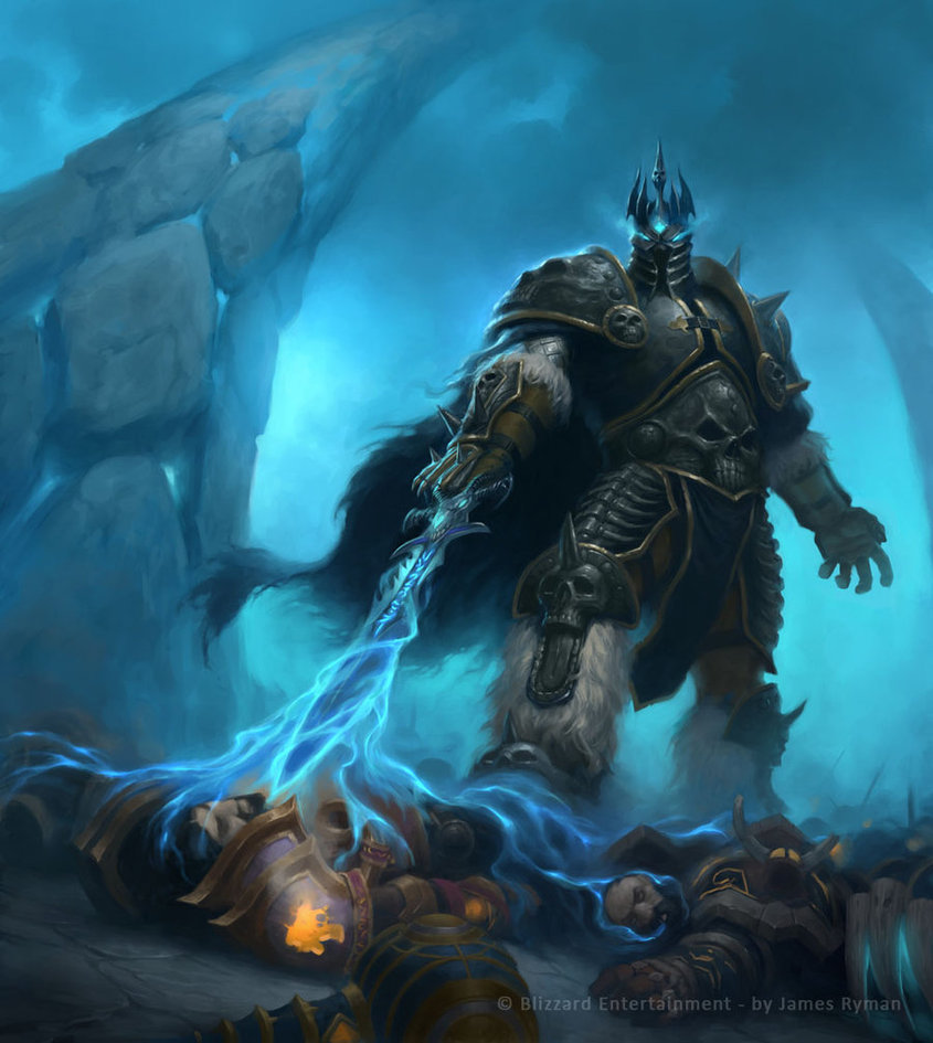 """Lich King"" by NamesJames"