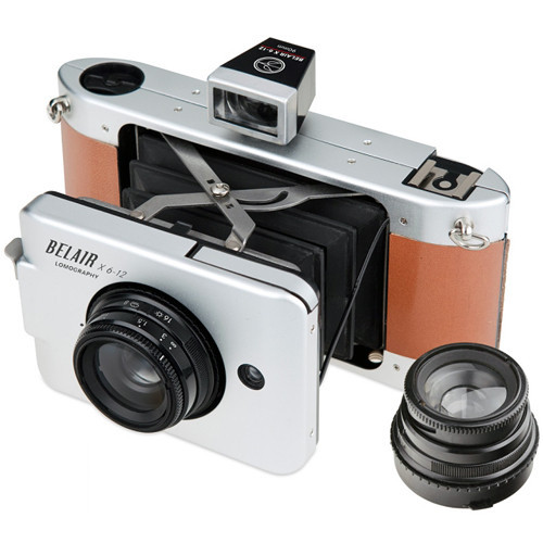 Lomography Belair X 6-12 Jetsetter Medium Format Camera HP300S