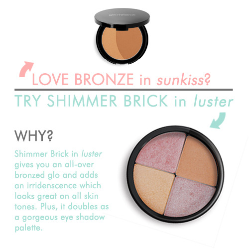 Love Bronzer? Try a Shimmer Brick!