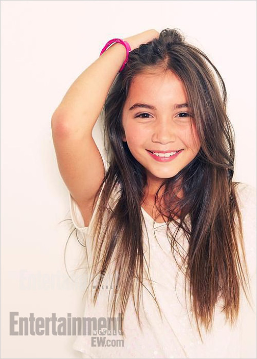 11-year-old Rowan Blanchard will play the daughter of Cory (Ben Savage) and Topanga (Danielle Fishel) in the Disney Channel spin-off of Boy Meets World, titled Girl Meets World.