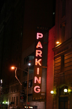 Parking on Flickr.