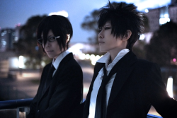 cosplay-photography:  shinya kogami by ~29122
