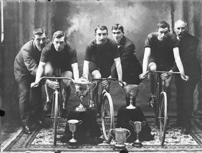 South Eastern Wheelers by National Library of Ireland on The Commons on Flickr.